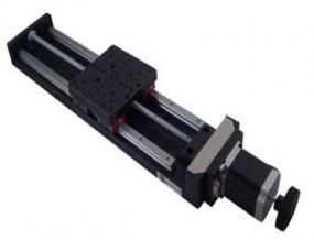 西安高精度型电动平移台(方导轨型)