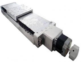超高精度型不锈钢电动平移台厂家(加装)