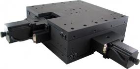 二维整体电动平移台:SNS-D-ZW170170