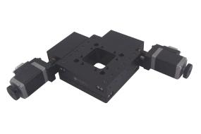 二维电动平移台:SNS-D-ZW2020